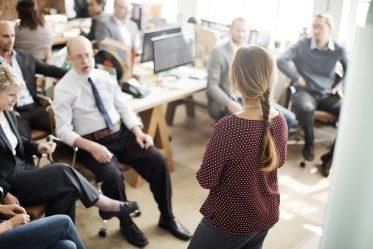 kursfoto från Ledarskap för nordiska chefer